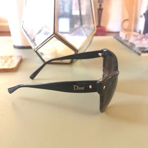 Christian Dior Mohotani Cat Eye Sunglasses